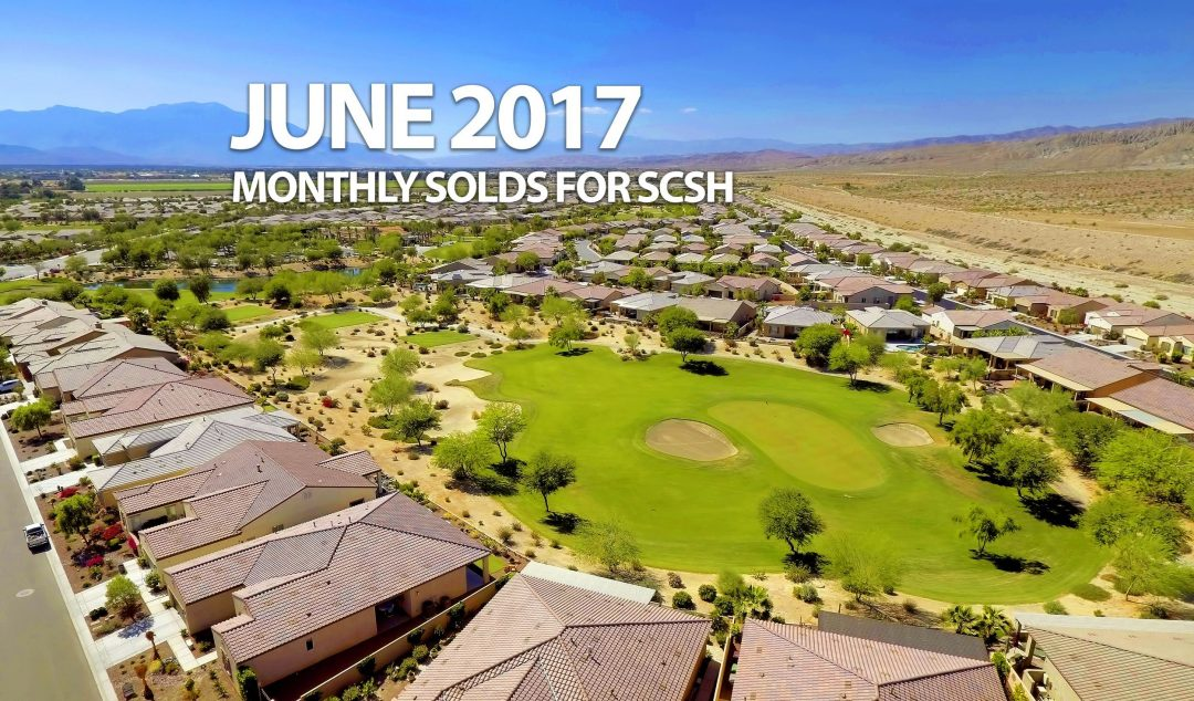 June 2017 Monthly Solds SCSH