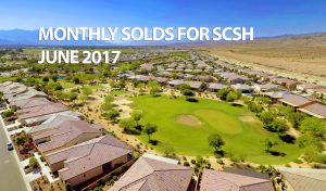 Monthly Solds June 2017