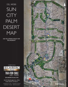 Sun City PD Map 1