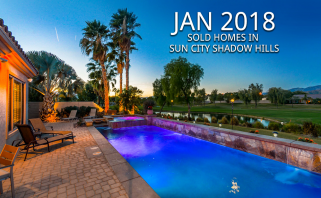 SCSH Sold Homes January