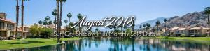 Monthly Sold Homes August 2018